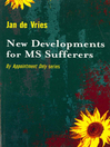 New Developments for MS Sufferers (eBook)